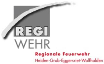 Feuerwehr Wolfhalden-Heiden-Grub-Eggersriet (Regiwehr)